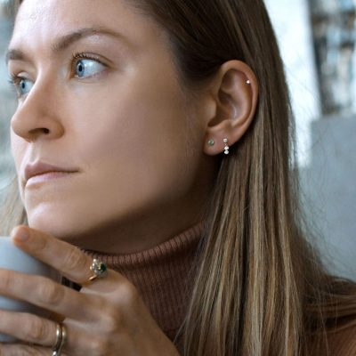 Designer-cartilage-earrings-can-be-styled-stacked-and-layered-as-you-please-lena-cohen-london-uk
