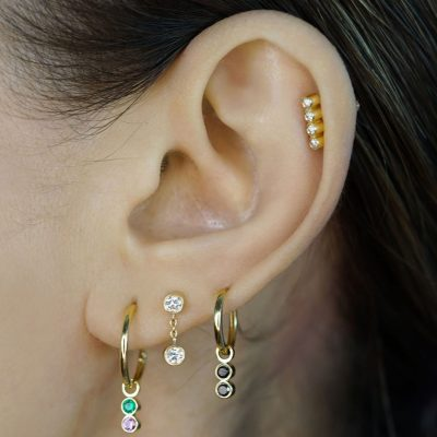 lena-cohen-london-ear-stack-trend-multiple-earrings-solid-18k-gold-cartilage-helix-tragus-earrings-with-screw-backs