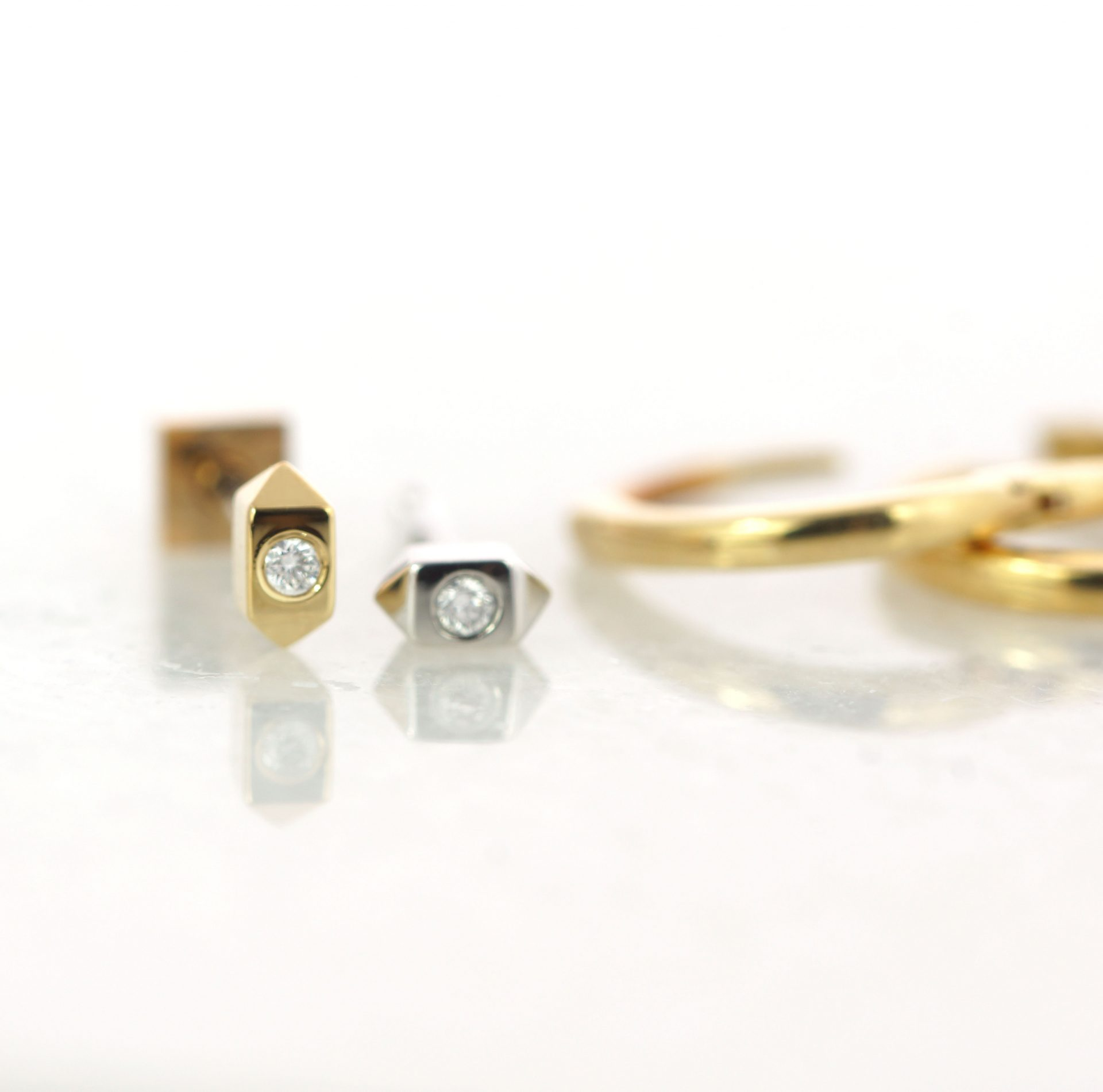 Piercings-That-Look-Great-on-Guy-Gift-For-Him-diamond-cartilage-stud-18k-gold-lena-cohen-london
