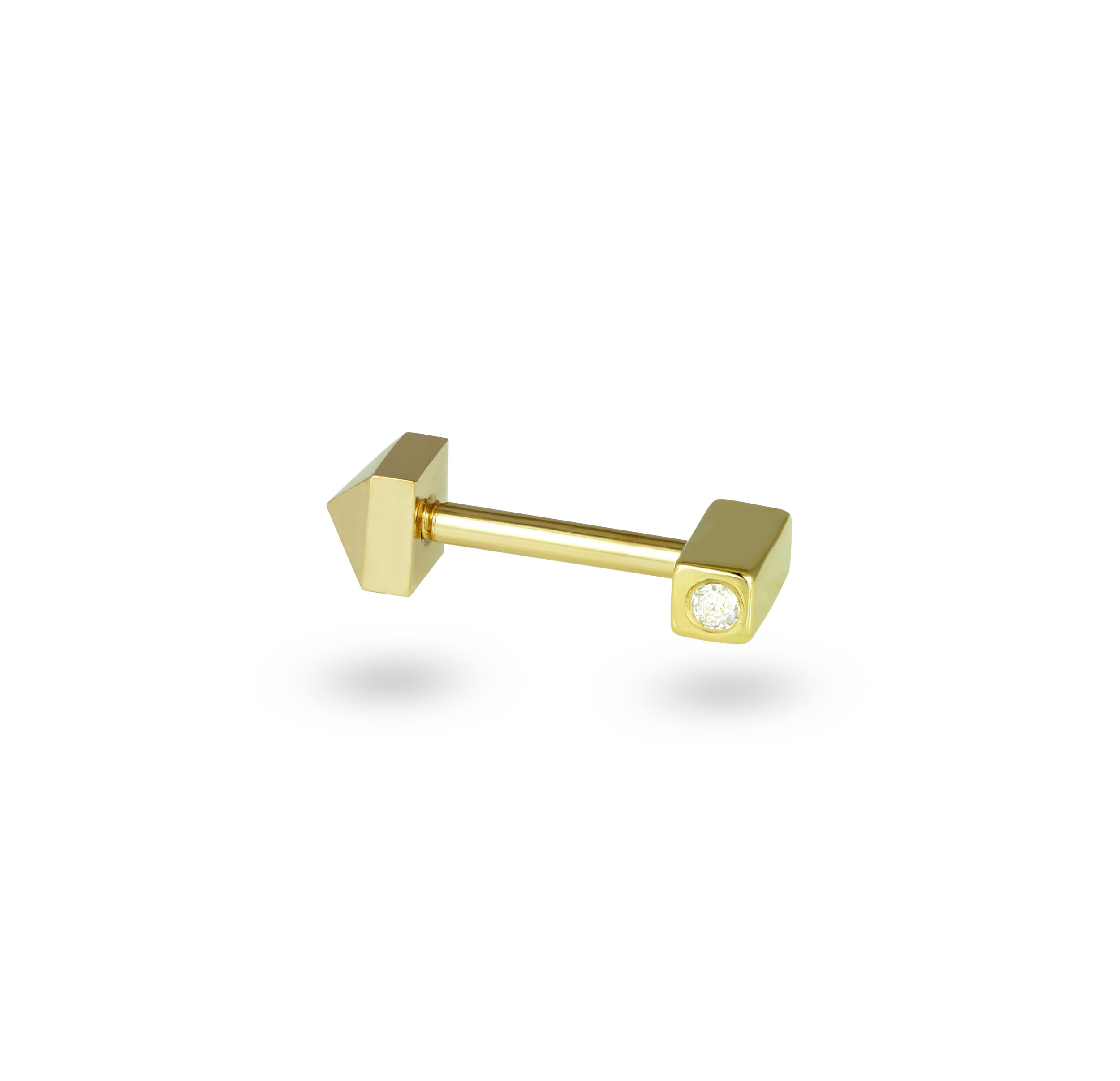yellow-gold–plain-minimalistic–piercing–studs-screw-backs-buy-online-lena-cohen-uk-free-delivery-luxury-cartilage-earrings-helix-tragus-earlobe-pinterest-uk