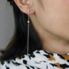 threader earrings 18k gold diamond luxury piercings tash lena cohen maria