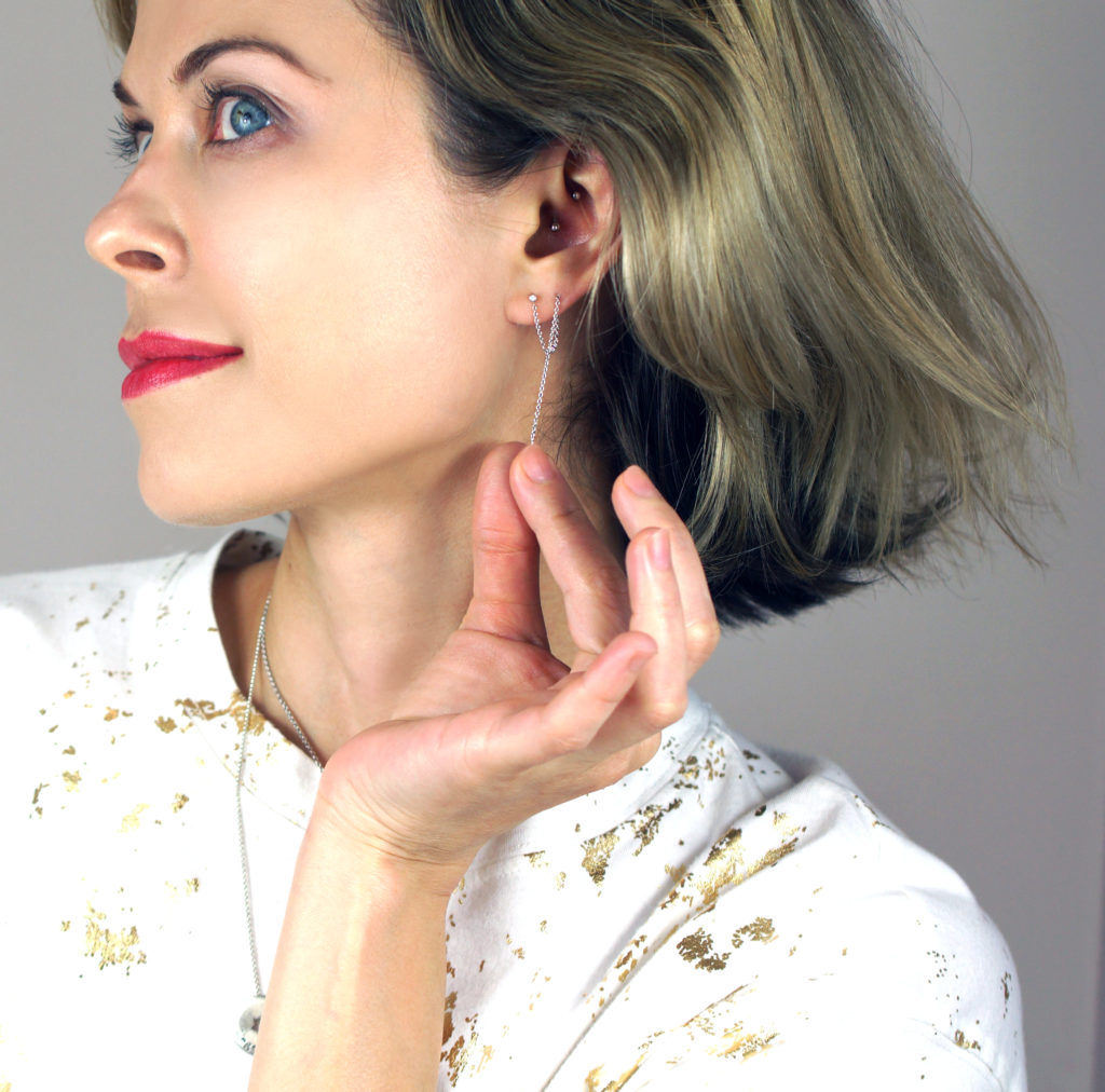 "Create your own ""curated ear"" inspiration combos best luxury piercing trend 2020 lena cohen"