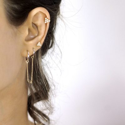 british-designer-lena-cohen-cartilage-studs-and-huggie-hoop-earrings-piercing-combinations