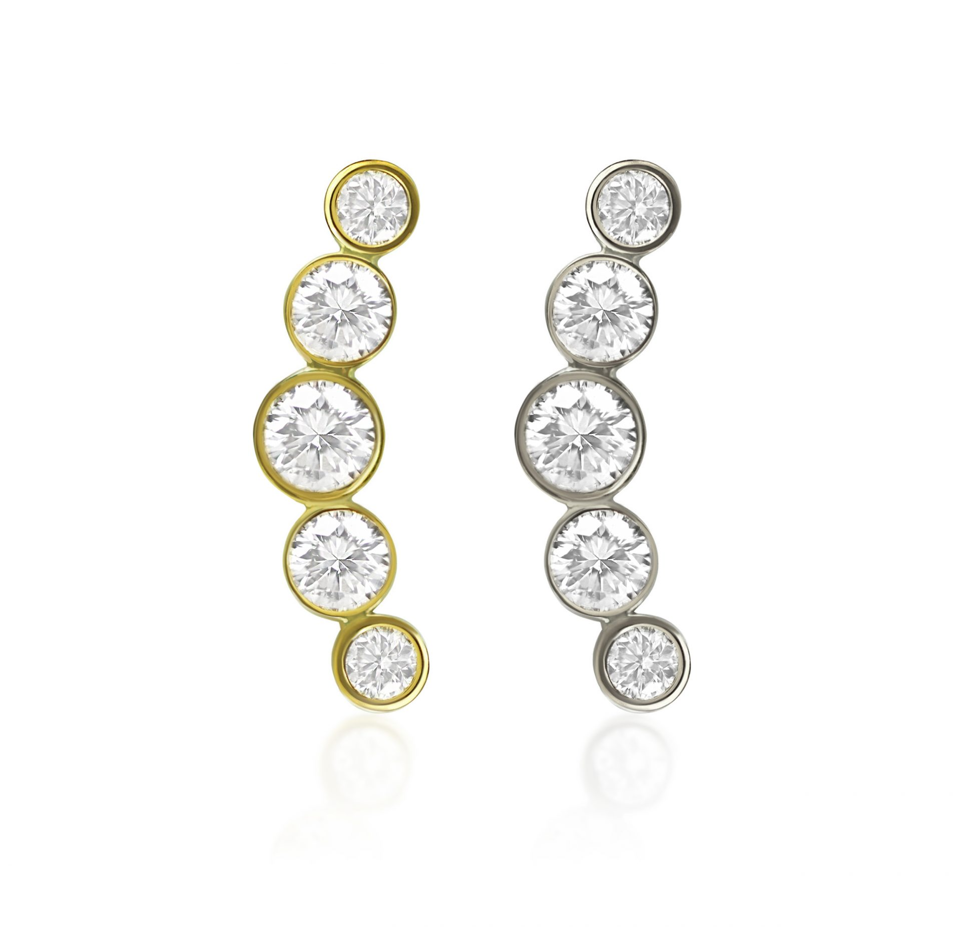 lena-cohen-crescent-helix-curved-natural-diamonds-cartilage-luxury-piercing-earring-stud-18k-white-gold