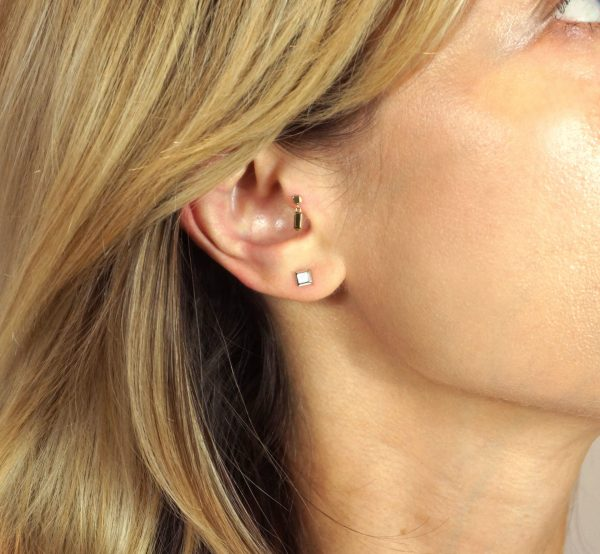 luxury piercing jewellery uk free delivery lena cohen helix tragus