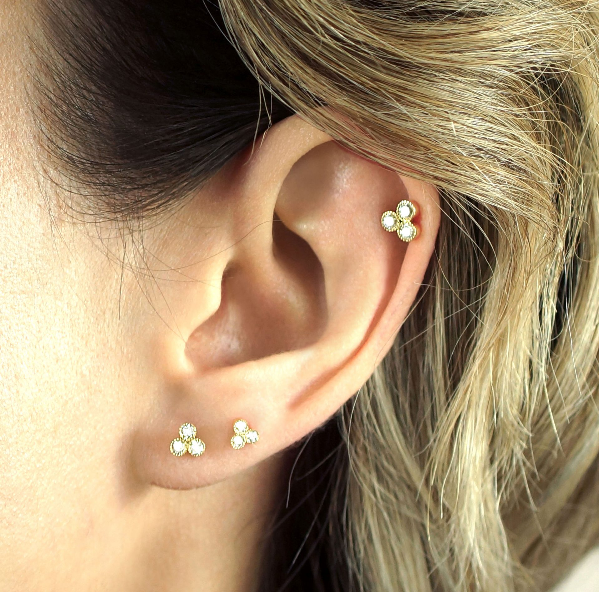 What has led to the rise of multiple piercings? Lena Cohen leading british brand luxury piercing fine jewelry