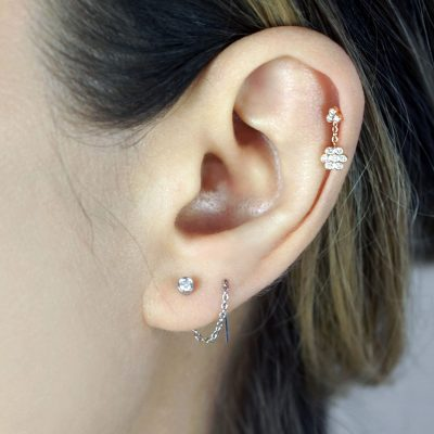 18K-solid-yellow-gold-diamond-cartilage-earring-for-tragus-helix-earlobe-lena-cohen-luxury-piercing-uk
