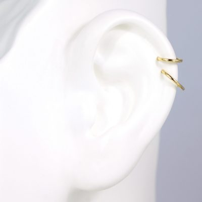 lena-cohen-london-clicker-18k-yellow-gold-single-hoop-huggie-earring