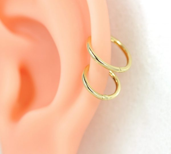 Huggie earrings are the latest jewellery trend to take over your Instagram feed