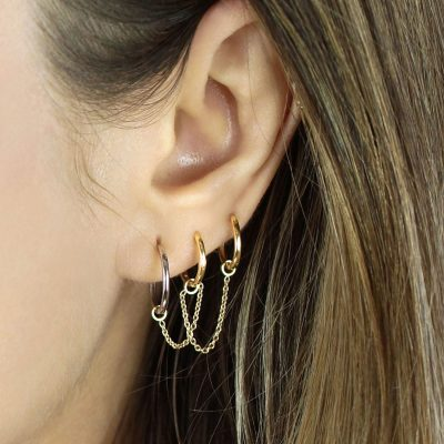 Lena-Cohen-Luxury-Piercing-Jewellery-huggie-hoop-clickers-chain-through-charms
