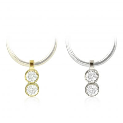 desiner-cartilage-huggie-hoop-charms-18k-white-yellow-solid-gold-pendants-lena-cohen