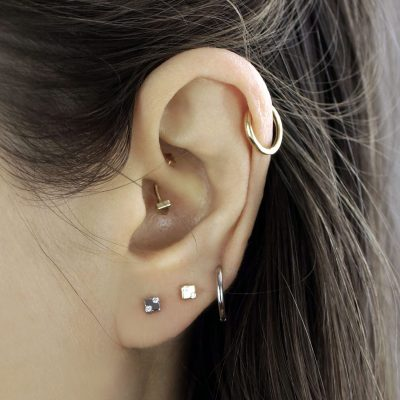 Minimalistic-geometric-luxury-screw-back-cartilage-earring-by-British-designer-Lena-Cohen-London-UK