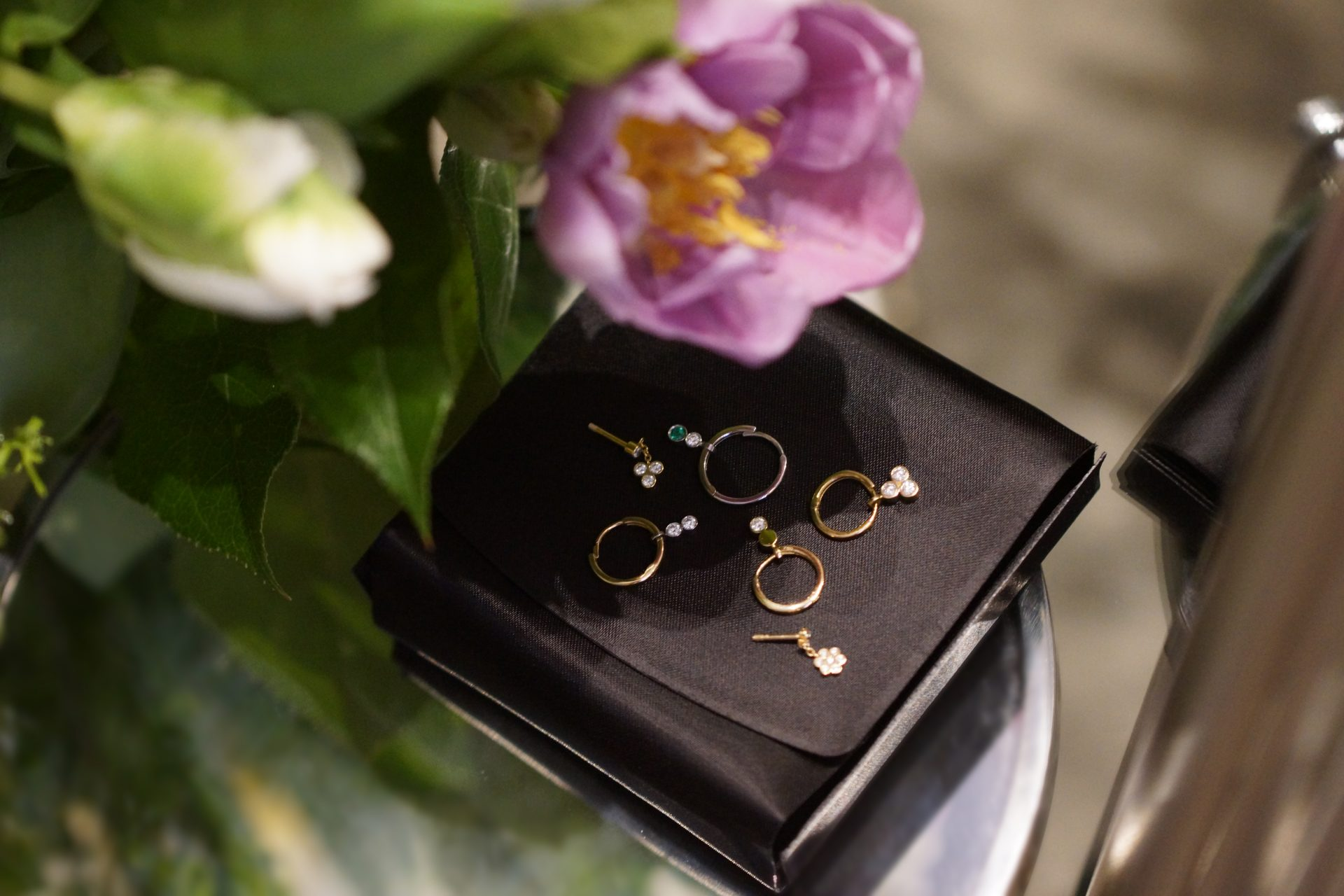 Lena Cohen Fine Jewellery for your high-end luxury piercings.
