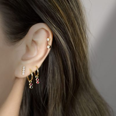 ear-stack-trend-multiple-earrings-solid-18k-gold-cartilage-helix-tragus-earrings-with-screw-backs-lena-cohen-london