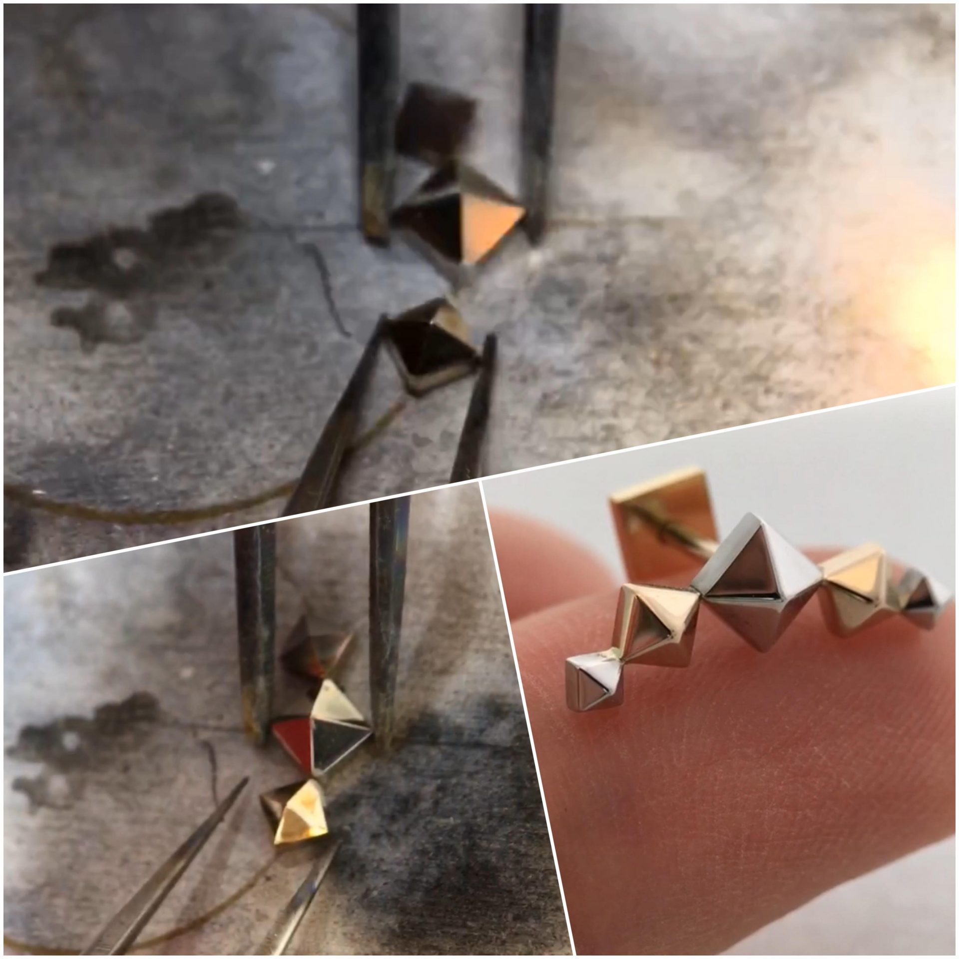 Jewellery design-it-yourself Lena Cohen British Fine Jewellery Brand United Kingdom