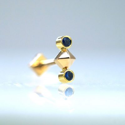Cornflower-Blue-Natural-Sapphire-Cancer-Jewellery-Earring-Birthday-Gift-Cancer