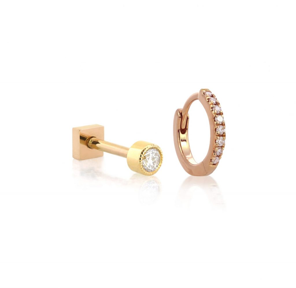 Luxury Piercing Jewellery. Lena Cohen London.