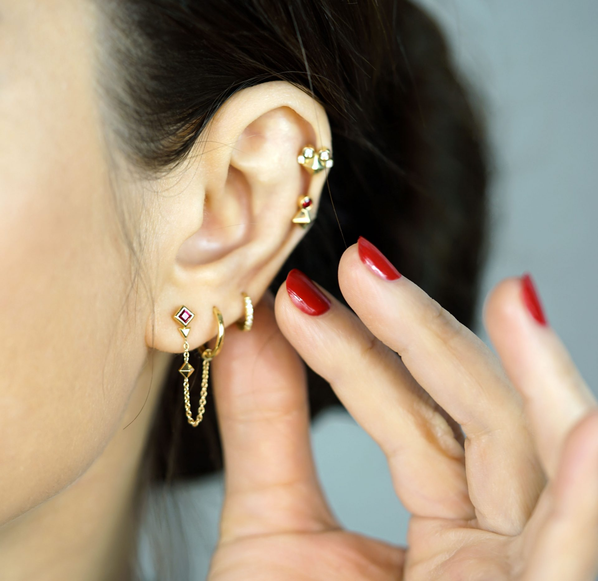 Everything You Need To Know About Ear Stacking or How To Curate Your Ears.