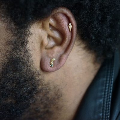 male-ear-piercing-jewellery-lena-cohen-london