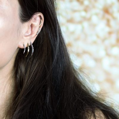 claw-earrings-solid-18k-gold-piercing-jewellery-lena-cohen-dark-collection